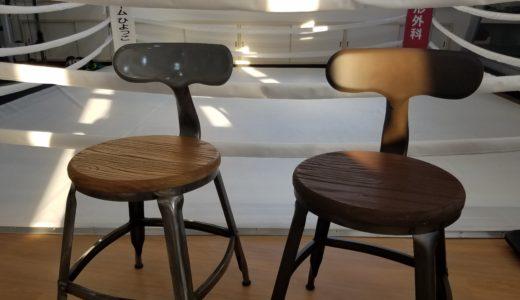椅子が来ました