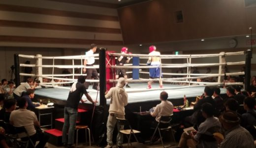OYAJIファイト出場in横浜☆