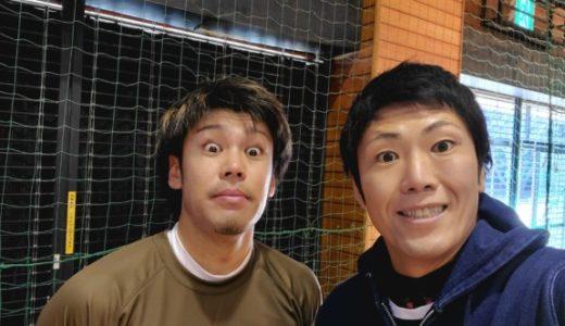 プロバスケットプレイヤー「齊藤洋介」選手!